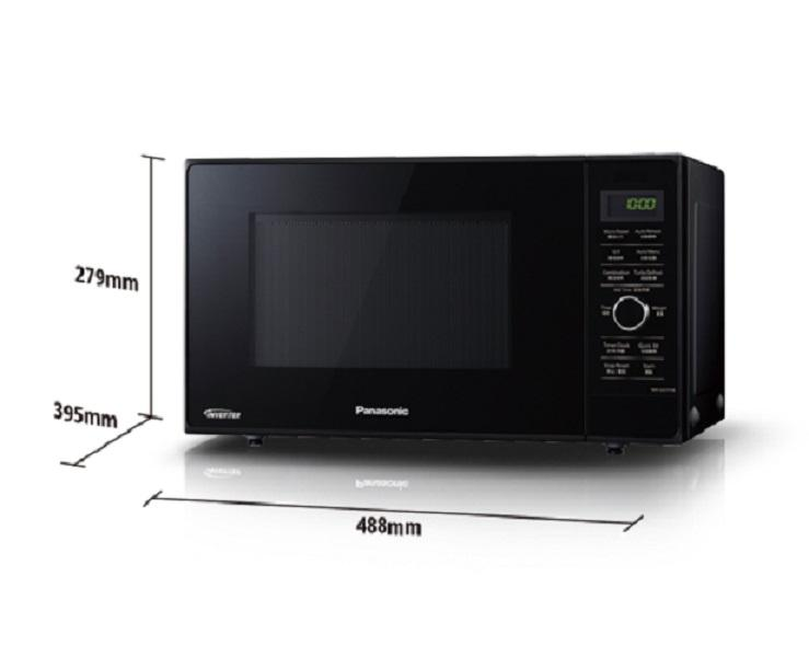 PANASONIC NNGD37HBTTE Microwave Grill