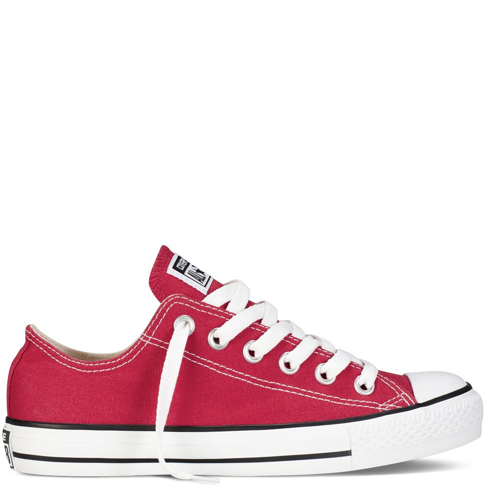 Converse Chuck Taylor All Star Lean Low Top Sepatu Sneakers - Black