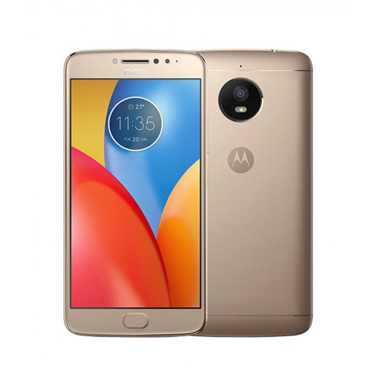 Motorola Moto E4 - 2/16 GB - Dual SIM - 4G LTE - Gold