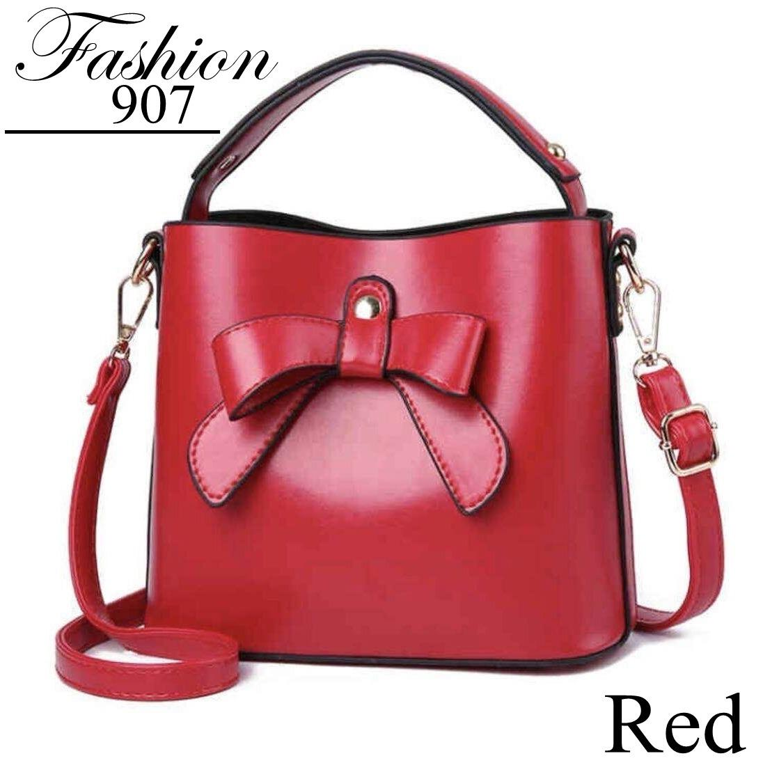 FASHION 907 - Tas Fashion Wanita Bag Import Branded - Supplier Grosir Tas Bag Ransel Selempang Dompet Murah Terbaru Berkualitas