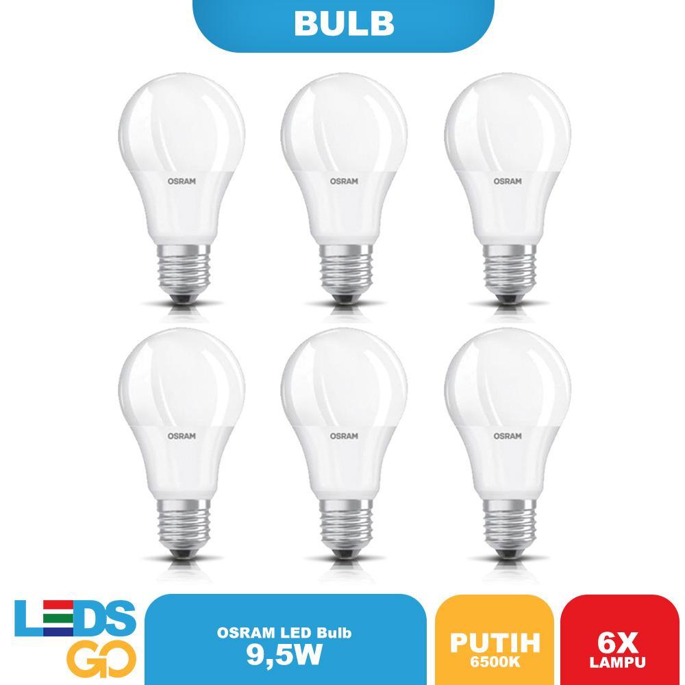 Buy Sell Cheapest Osram Bohlam Led Best Quality Product Deals Lampu Bulb Philips 5 W 5w Watt 5watt 95 Putih 6x