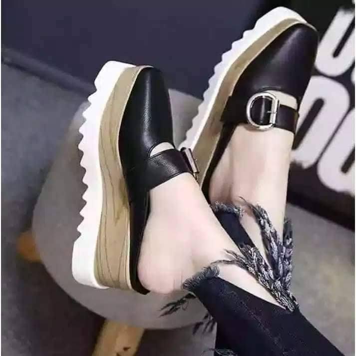 Supplier-Sepatu wanita wedges xesyra