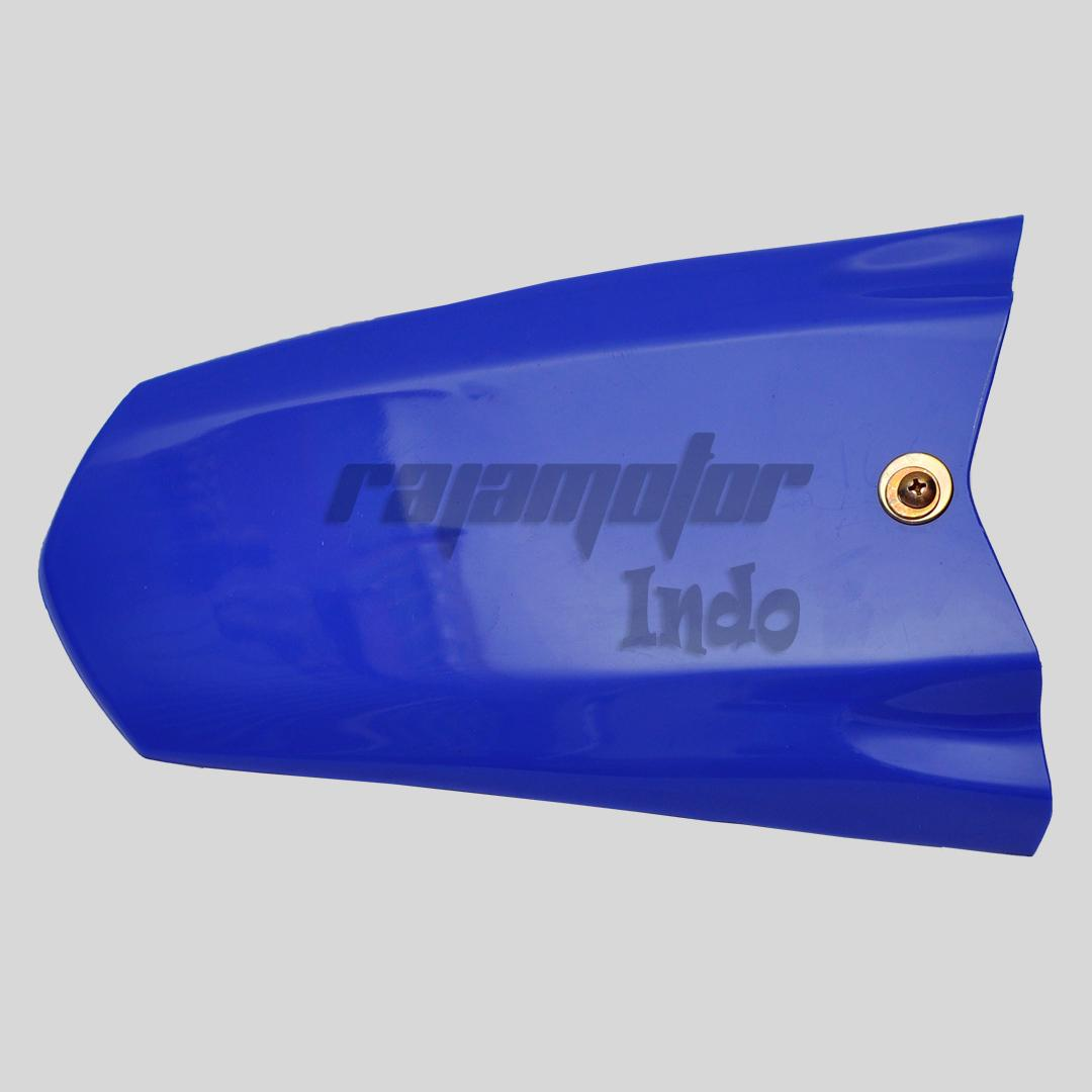Spare Part Murah Aksesoris Motor Tail/Ekor Custom CRF u/ Yamaha X ride Biru - Best Product