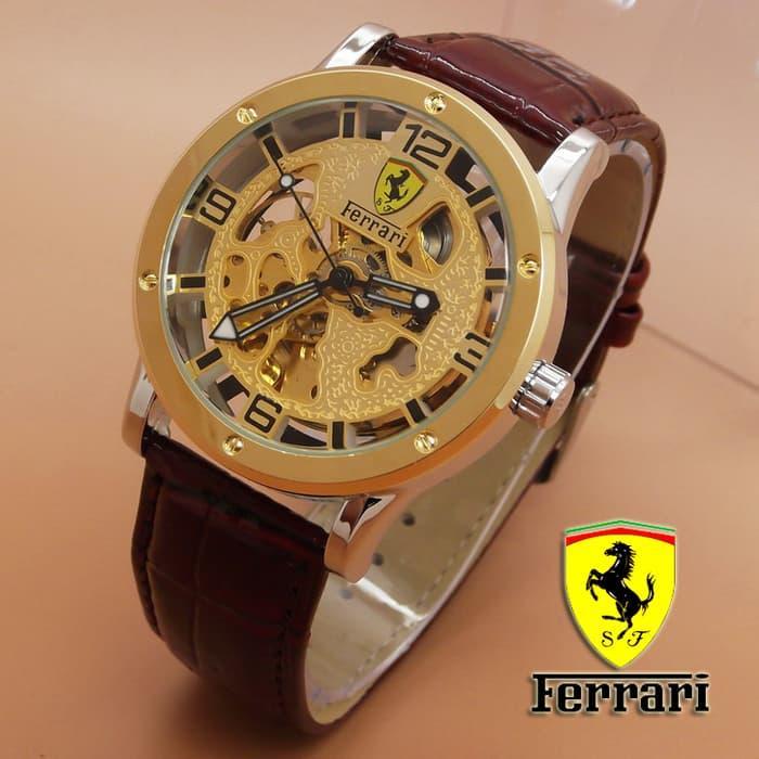 Jual Jam Tangan Ferrari Original Terbaru  434b7441a8
