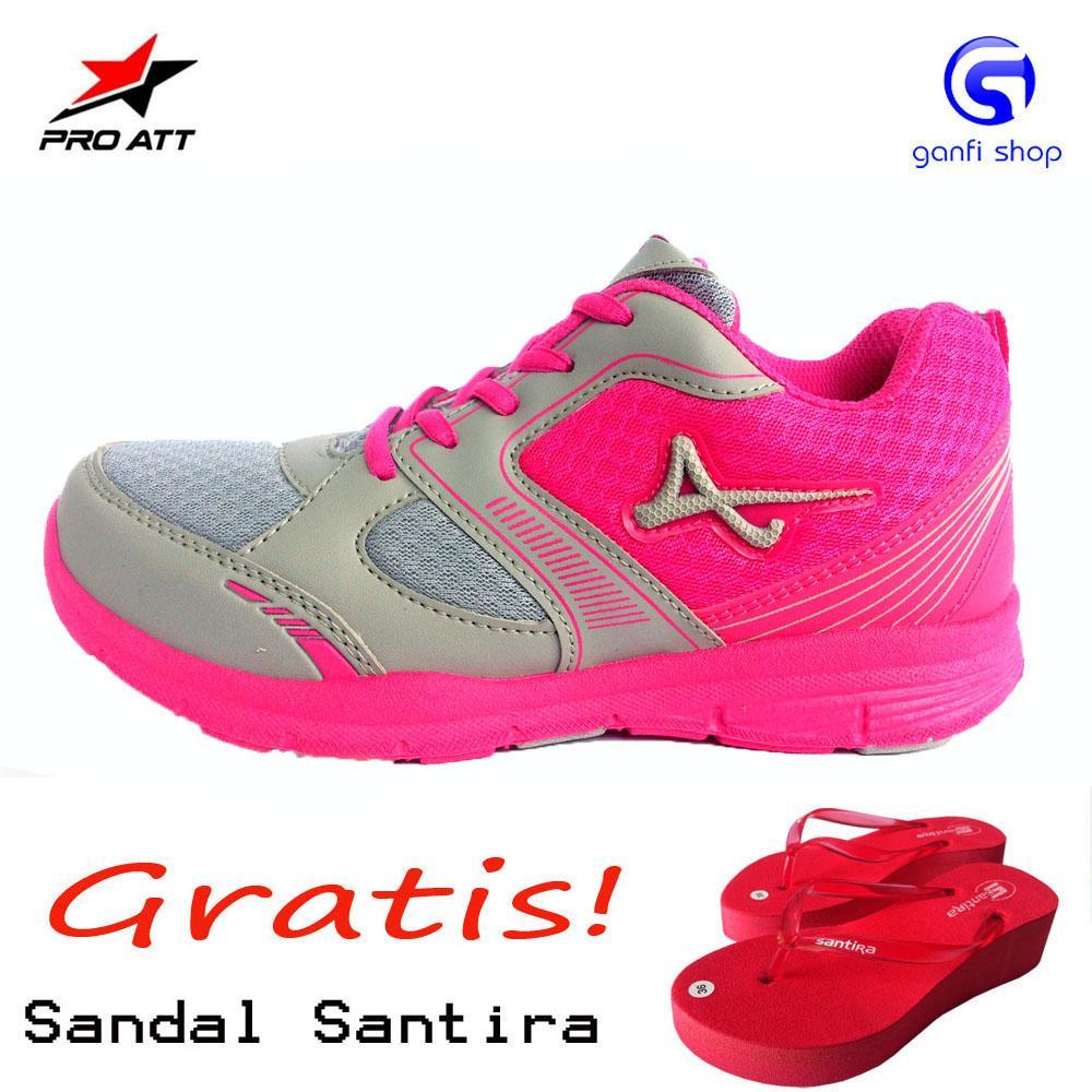 Pro Att MVR 93 Sepatu Olahraga Sepatu Lari Pria OriginalIDR98000. Rp 98.500 88f70c0d2f