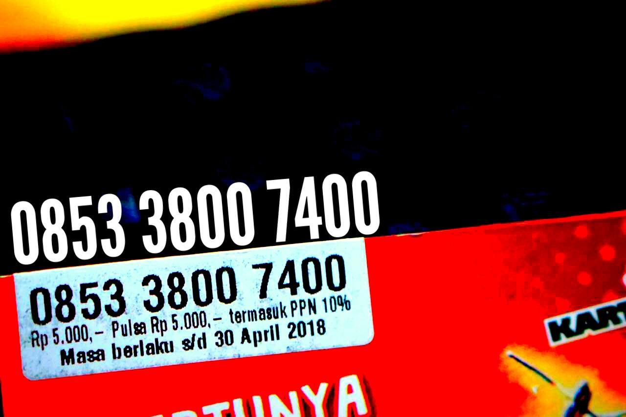 Kartu perdana nomer cantik nomor cantik pilihan telkomsel as kartu prabayar super istimewa hoki hoky Kartu