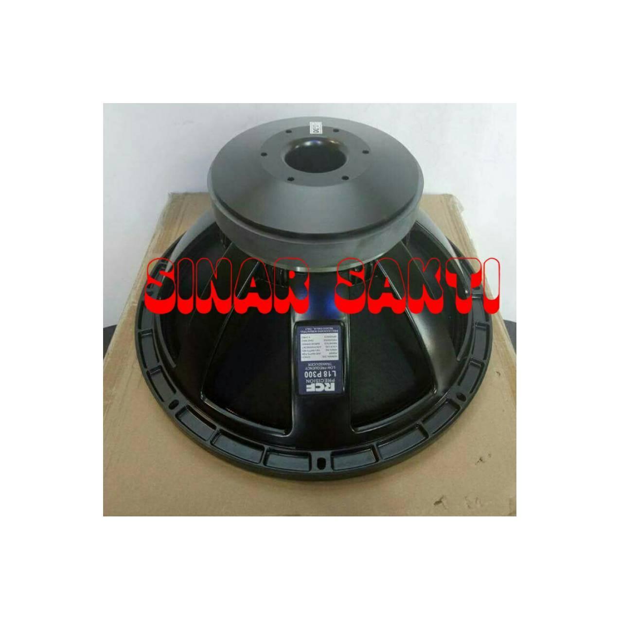 SPEAKER SUBWOOFER RCF L18 P300 ( 18 INCH ) GRADE A