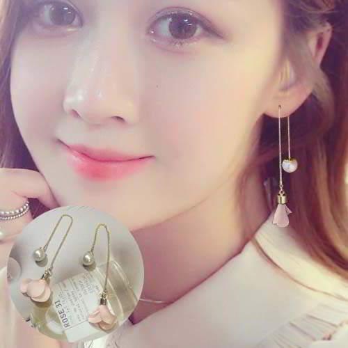 Anting Korea  Forever21 Version Of The East Gate Elegant Ladies Tassel RPE003