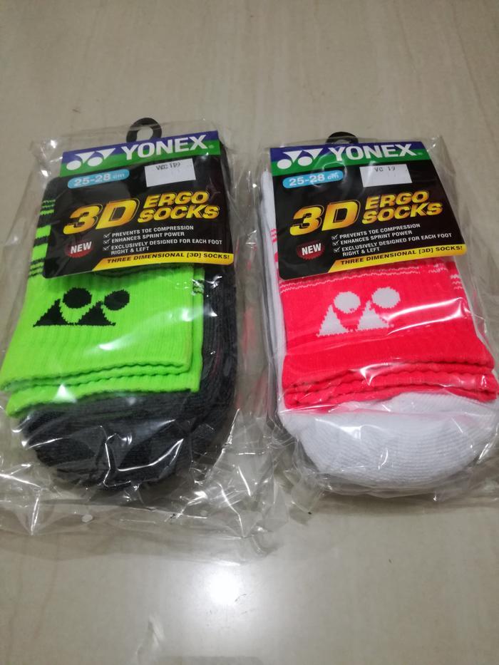 HARGA SPESIAL!!! Badminton YONEX Socks / Kaos Kaki YONEX - npN7SV