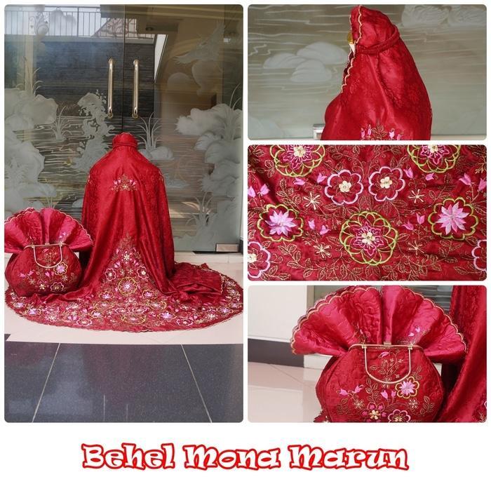Perlengkapan Ibadah Shalat Mukena Behel BM 030