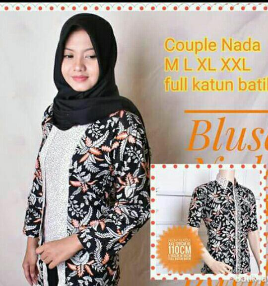 Baju Batik Couple - Ranaya Fashion