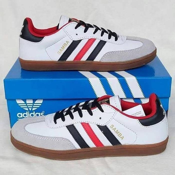 HOT SPESIAL!!! Adidas Samba / Sepatu Cowo / Kado Cowo / Sepatu Adidas / Sneakers
