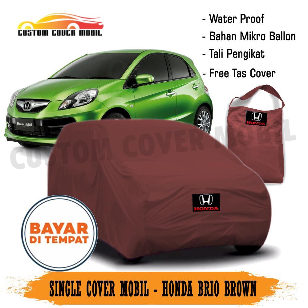 Cover Mobil Honda Brio Polos Waterproof 1c58b7d6e1