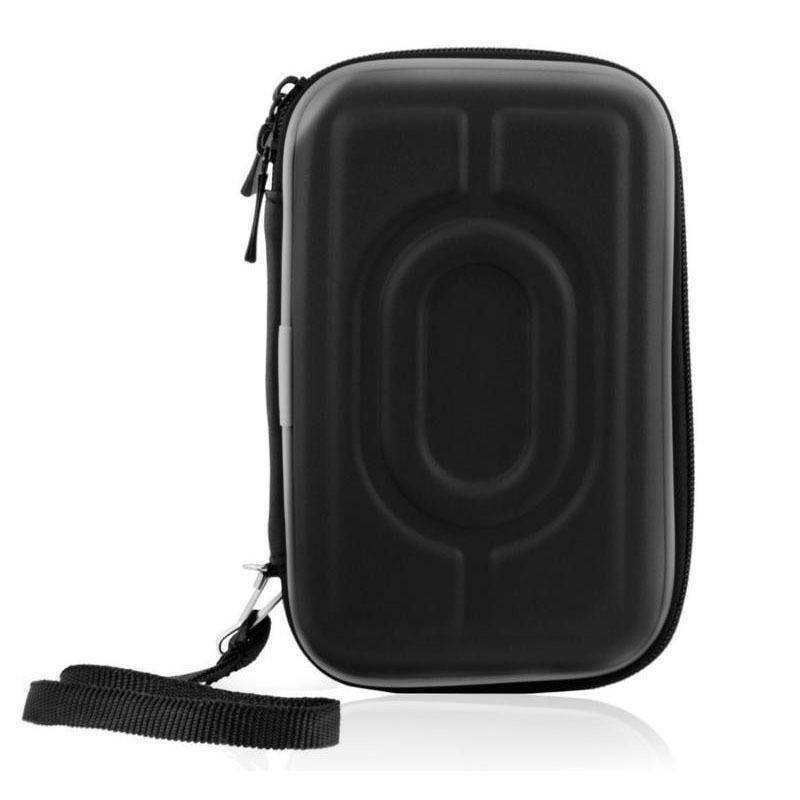 Softcase External HDD Hardisk 2.5 Inch Soft Case - Tas Hardisk HITAM