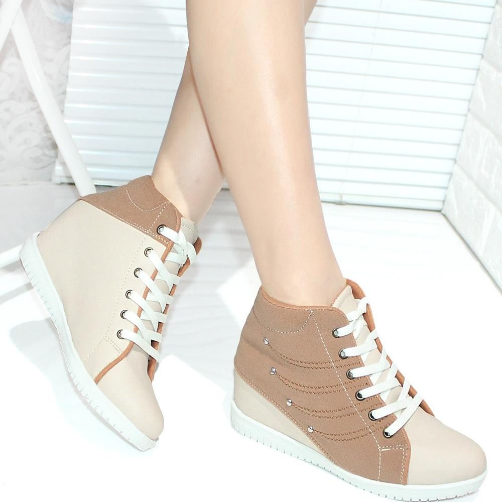 Wedges Boots Casual BSR05