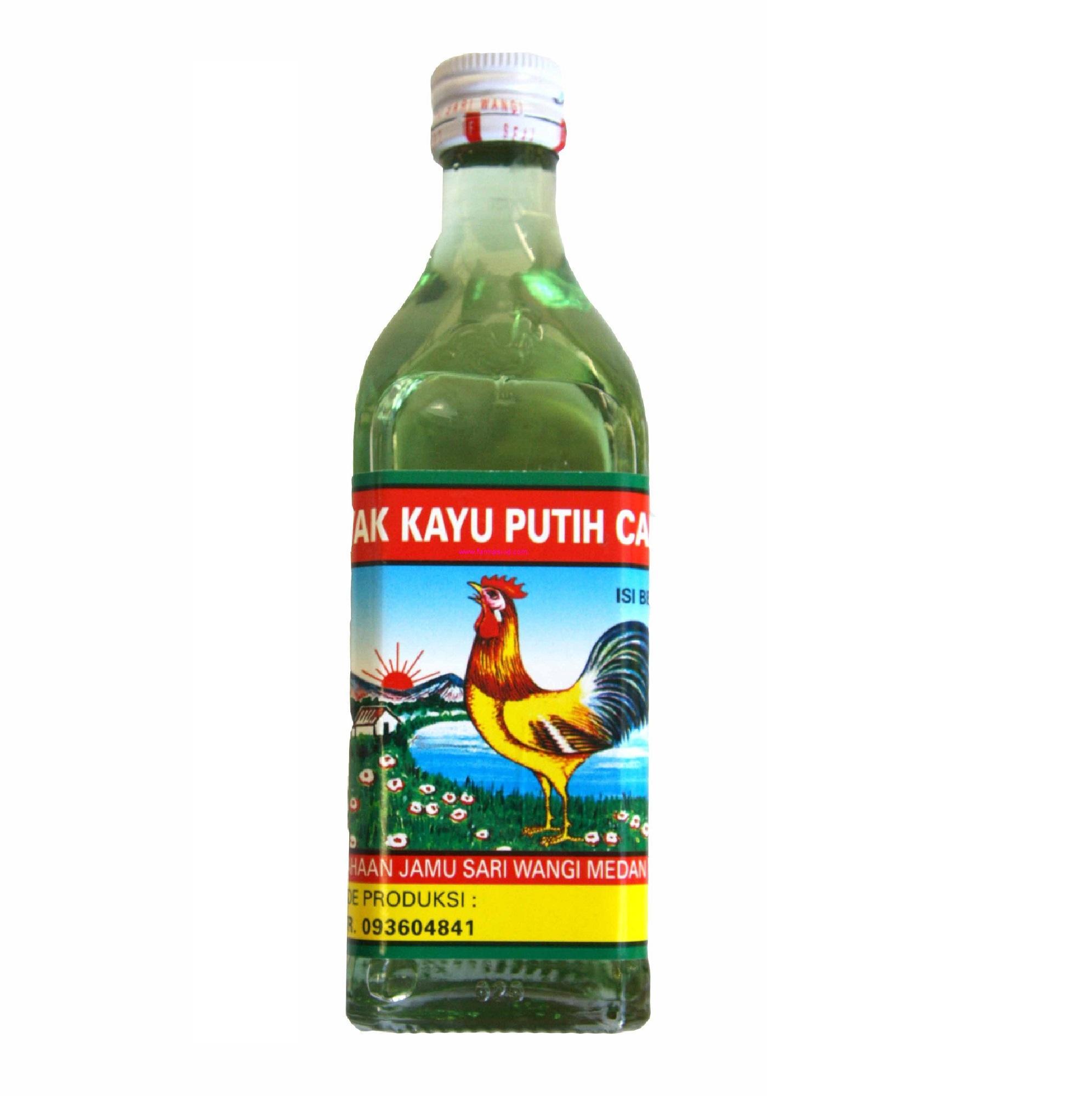 Minyak Kayu Putih Cap Ayam ORIGINAL ( dijamin)  150ml 1 Botol
