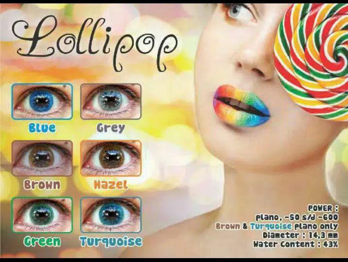 Softlens Merk Lollipop