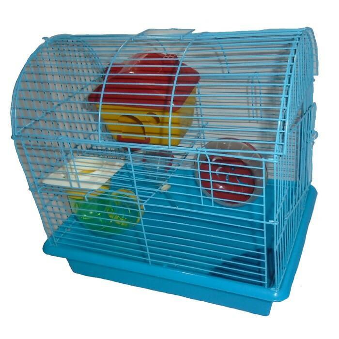 Kandang Hamster Dome Fullset