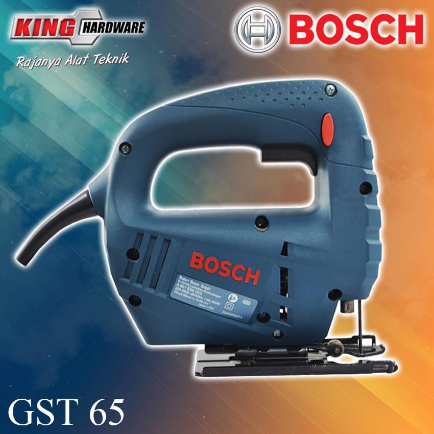 Mesin Gergaji Ukir / Jig Saw Bosch GST 65