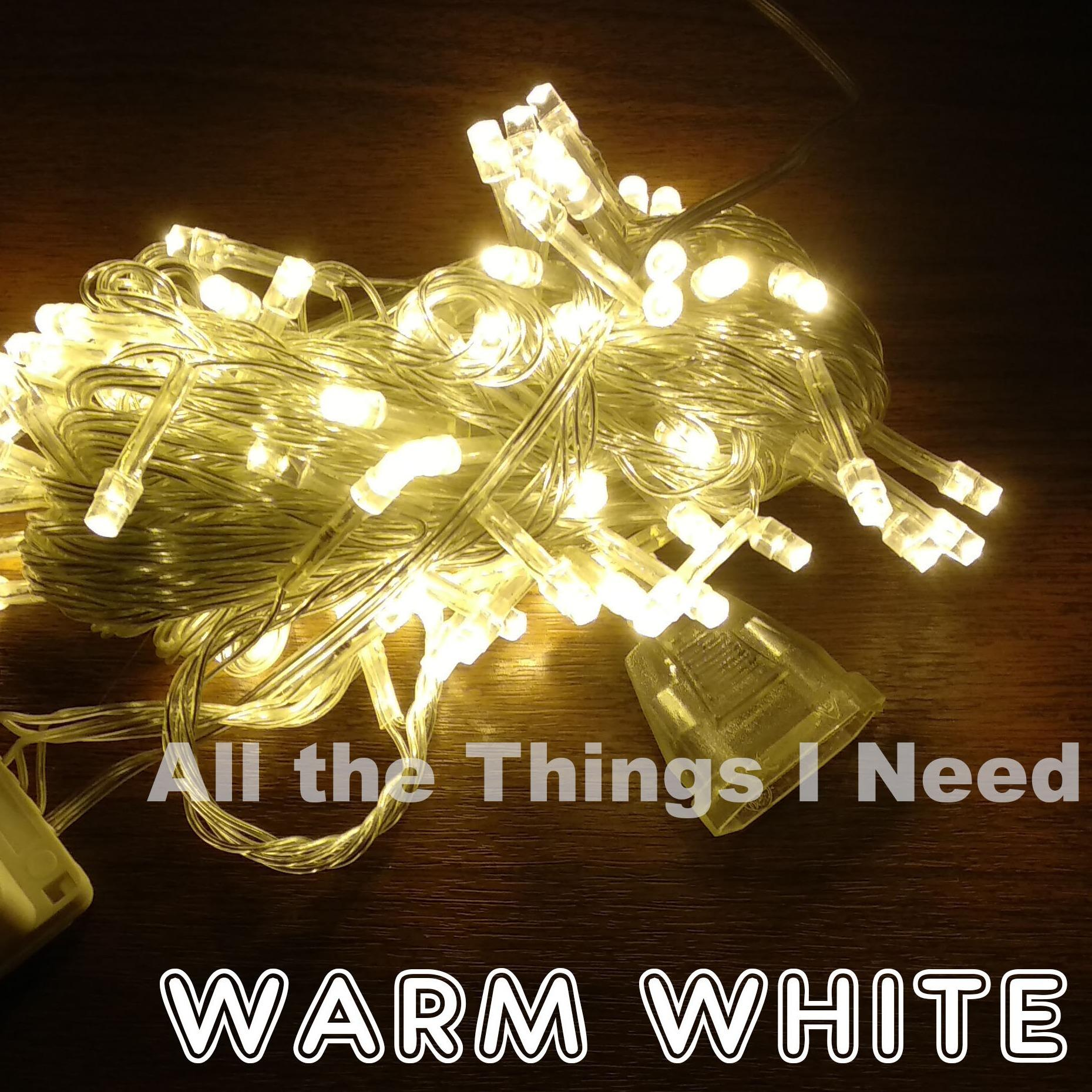 Dimana Dapat Membeli Altin Lampu Hias Led Tumblr Dekorasi Natal Warm White
