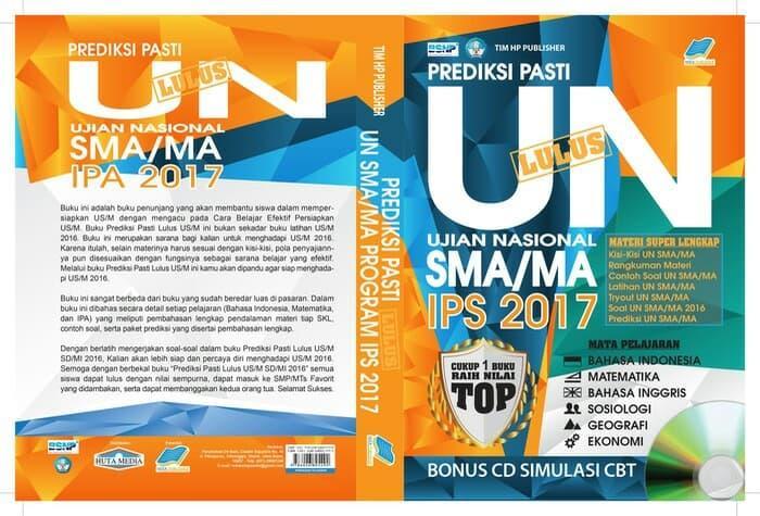 Best Top Seller!! Prediksi Pasti Lulus Un SmaU002Fma Ips 2017 - ready stock