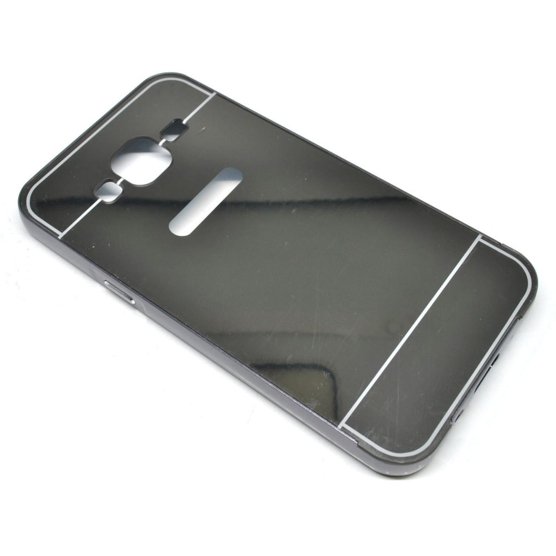 Aluminium Bumper Hardcase with Mirror Back Cover for Samsung Casing HP Murah Terbaru