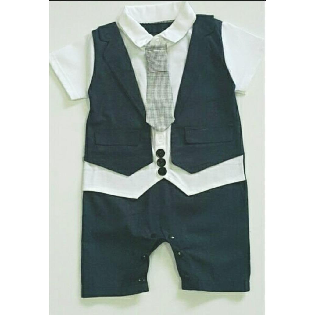Romper  Formal Bayi -  Baju Anak Eksekutif Jumper Bayi Executive Baby