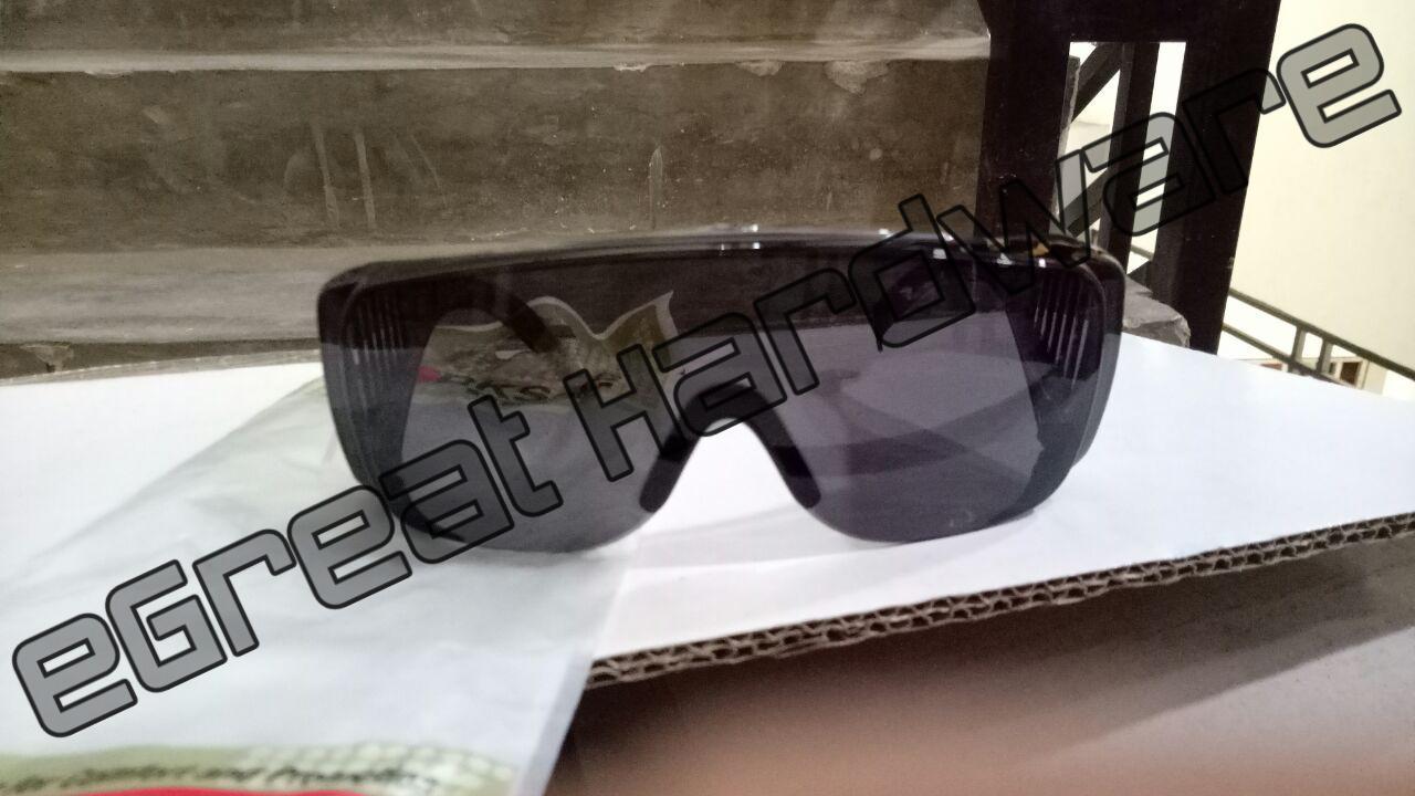 Kacamata Safety Proyek WorkSafe Grey Frame