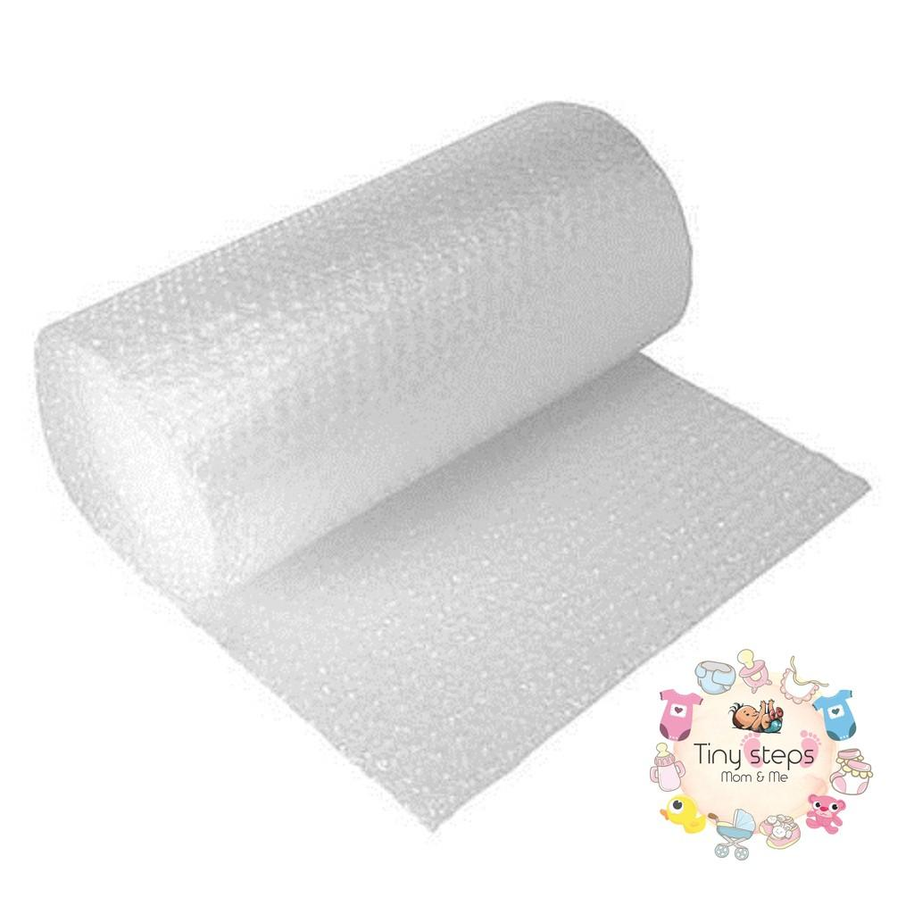 Buy Sell Cheapest Packing Tambahan Best Quality Product Deals Bubbe Kardus Agar Lbh Aman Bubblewrap Bubble Wrap Pembungkus Pelindung Barang 1 Meter