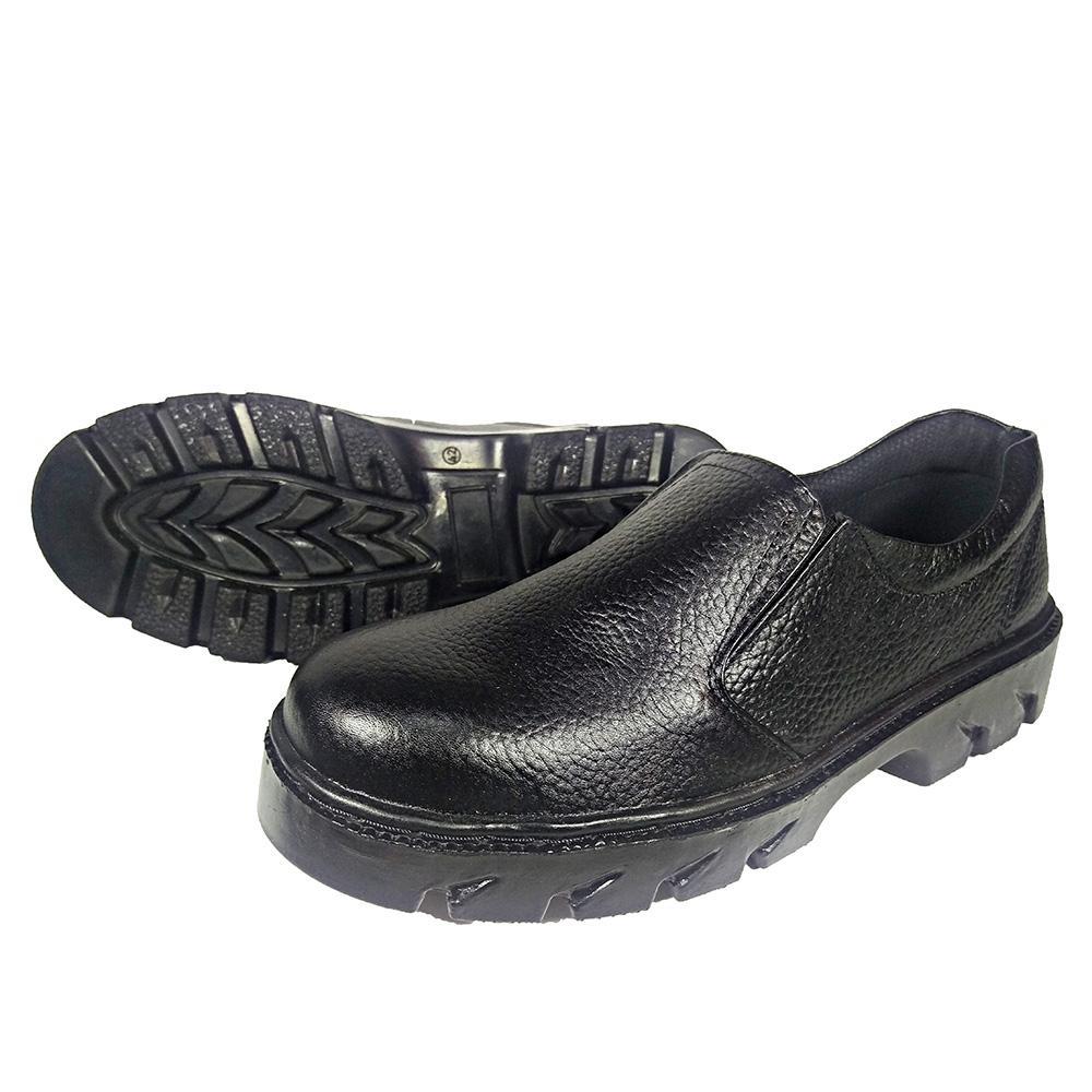 Sepatu safety joker kulit sapi asli nema original