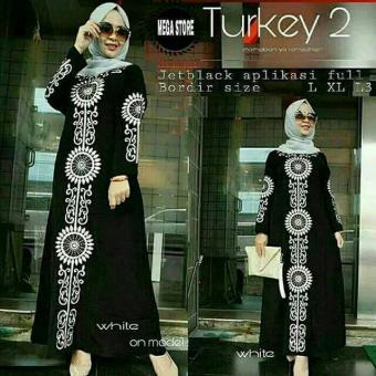 Price Checker GAMIS JERSEY TURKEY 2 / DRESS MUSLIMAH pencari harga - Hanya Rp161.595