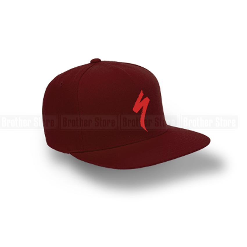 Jakarta Distro Topi Snapback Specialized 01  RED Premium