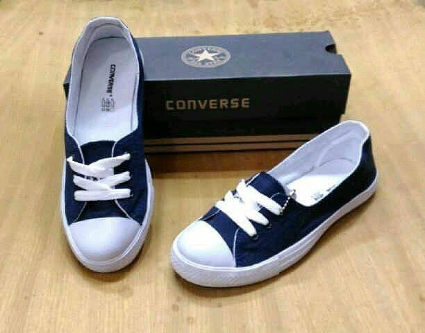 Converse Tree Hole Woman Sepatu Sneakers Wanita Sock Shoes Kasual - Original