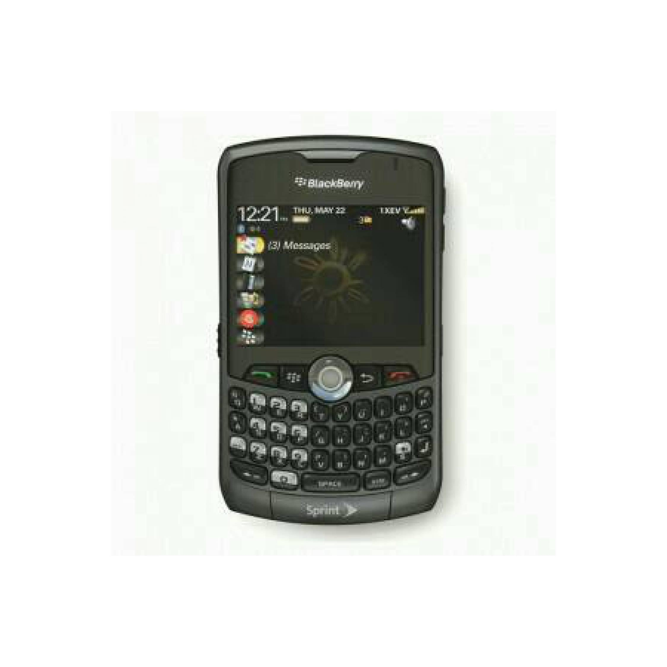 Blackberry cdma 8330 curve os5 gress original