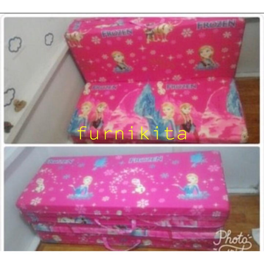 Kasur Busa Lipat Inoac Uk 120x200x10 Cm By Furnikita Furniture