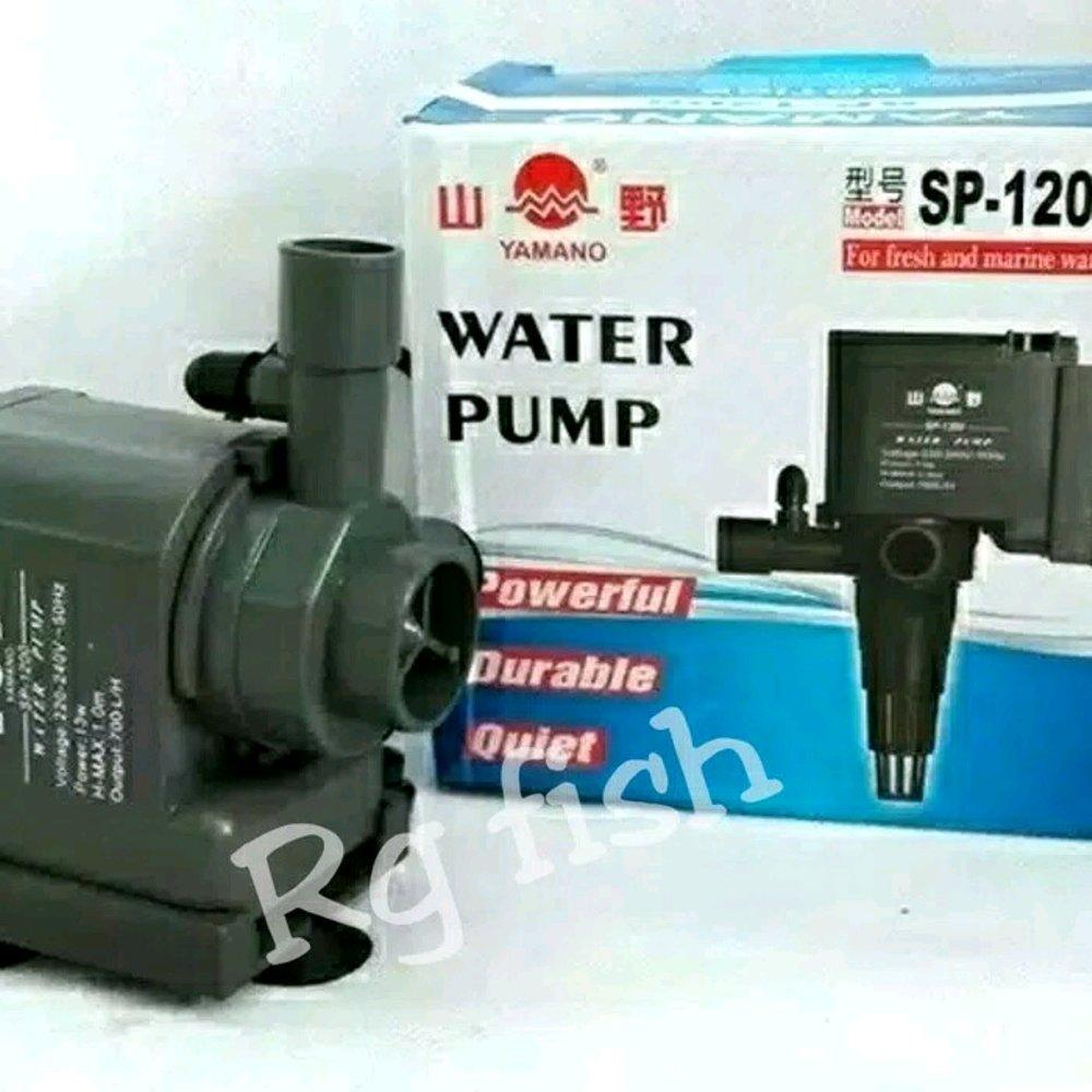 Buy Sell Cheapest Yamano Best Quality Product Deals Indonesian Store Lampu Led Aquascape 3 Watt Pompa Celup Sp 1200