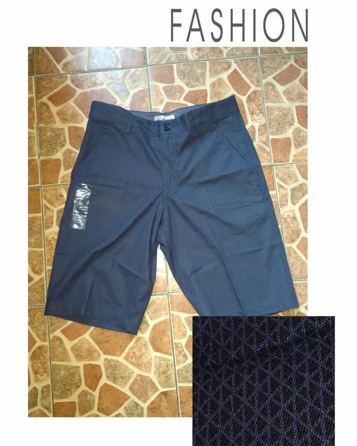 HARGA SPESIAL!!! Celana Pendek Pria Nevada Size S,M(2),L(3) - Navy, S