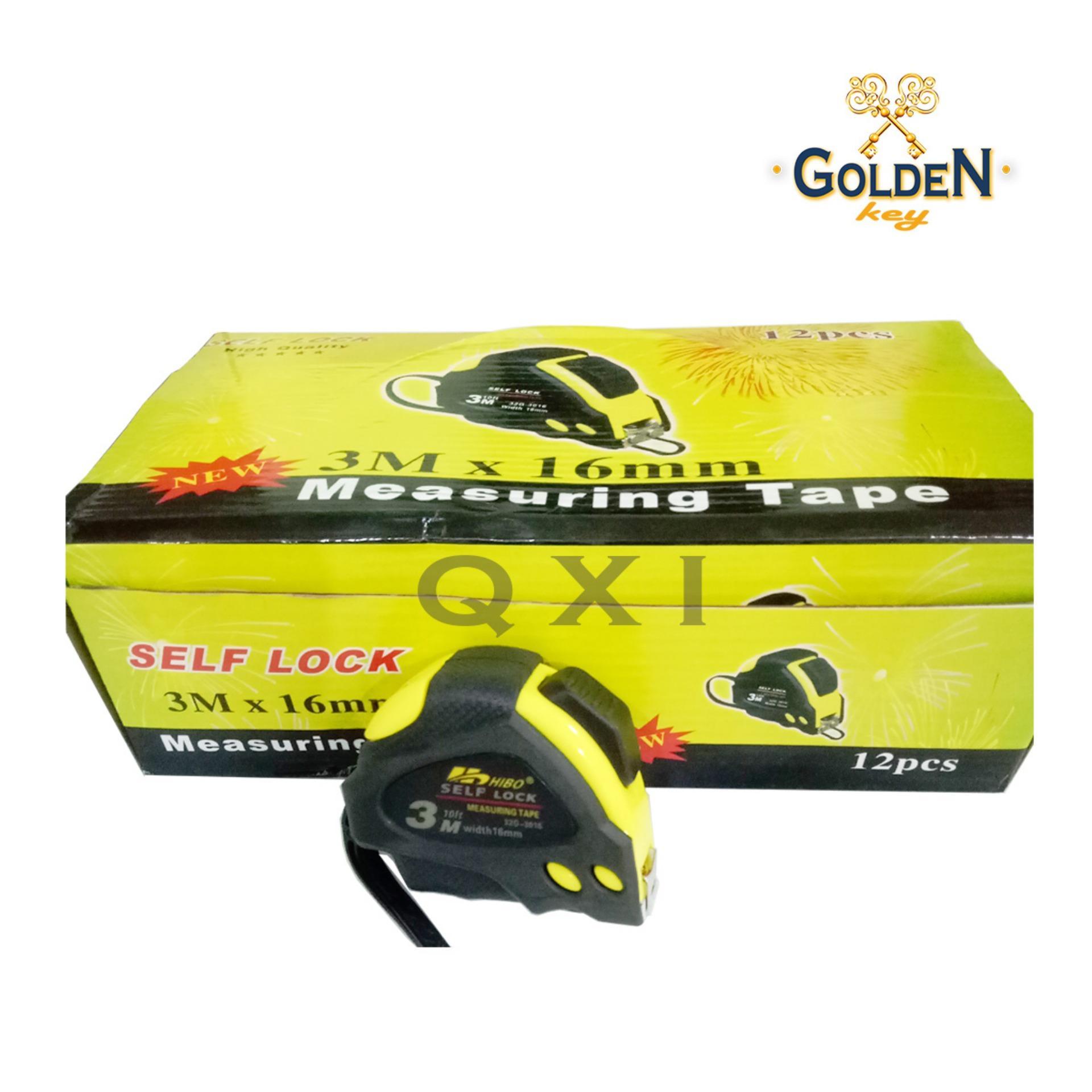 Buy Sell Cheapest Meteran Measuring Tape Best Quality Product Hi Lock Tajima 5mtr Japan Roll Hibo 3 M Meter