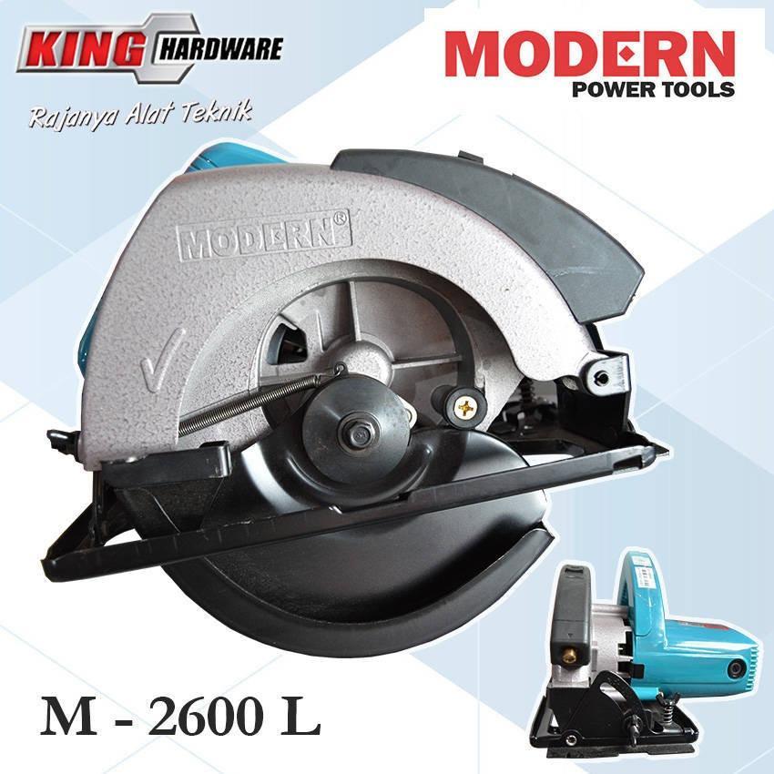 Mesin Gergaji Kayu / Circular Saw Modern M - 2600 L