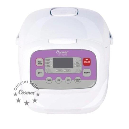COSMOS Digital Rice Cooker 10 in 1 - CRJ-3205D