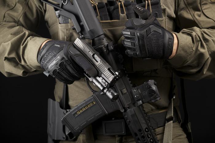 Sarung Tangan Motor Impact Tactical Glove Mechanix Mpact M-Pact Covert