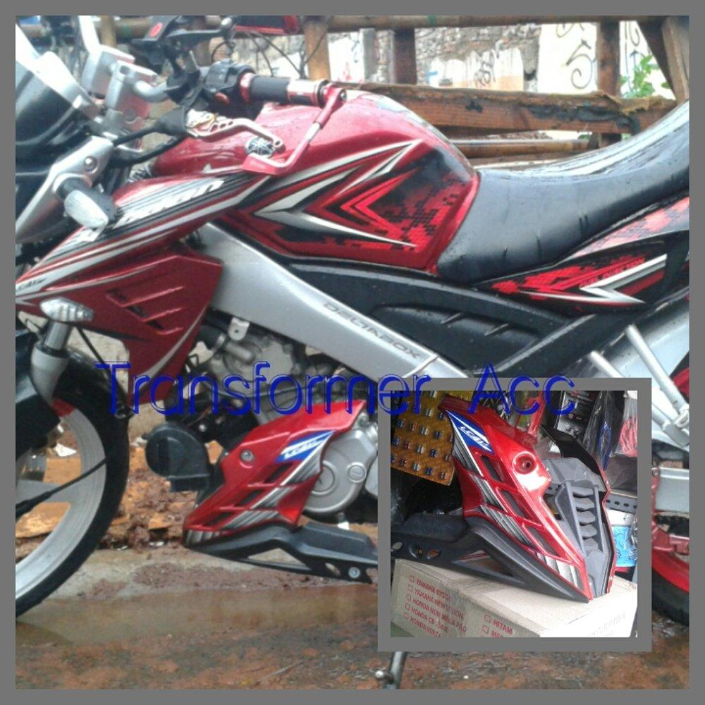 Buy Sell Cheapest Undercowl New Vixion Best Quality Product Deals Resmi Cb 150r Silver Tutup Mesin Transformer Old