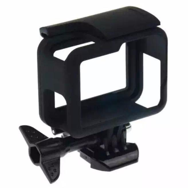 Telesin Frame Housing Case Bumper for GoPro Hero 5/6 - Black