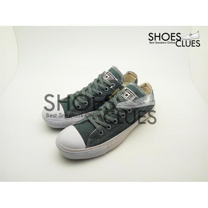 Jual Sepatu Converse All Star Ct2 Real Pic High Quality Harga Grosir - Putih- 36 - Ahctix