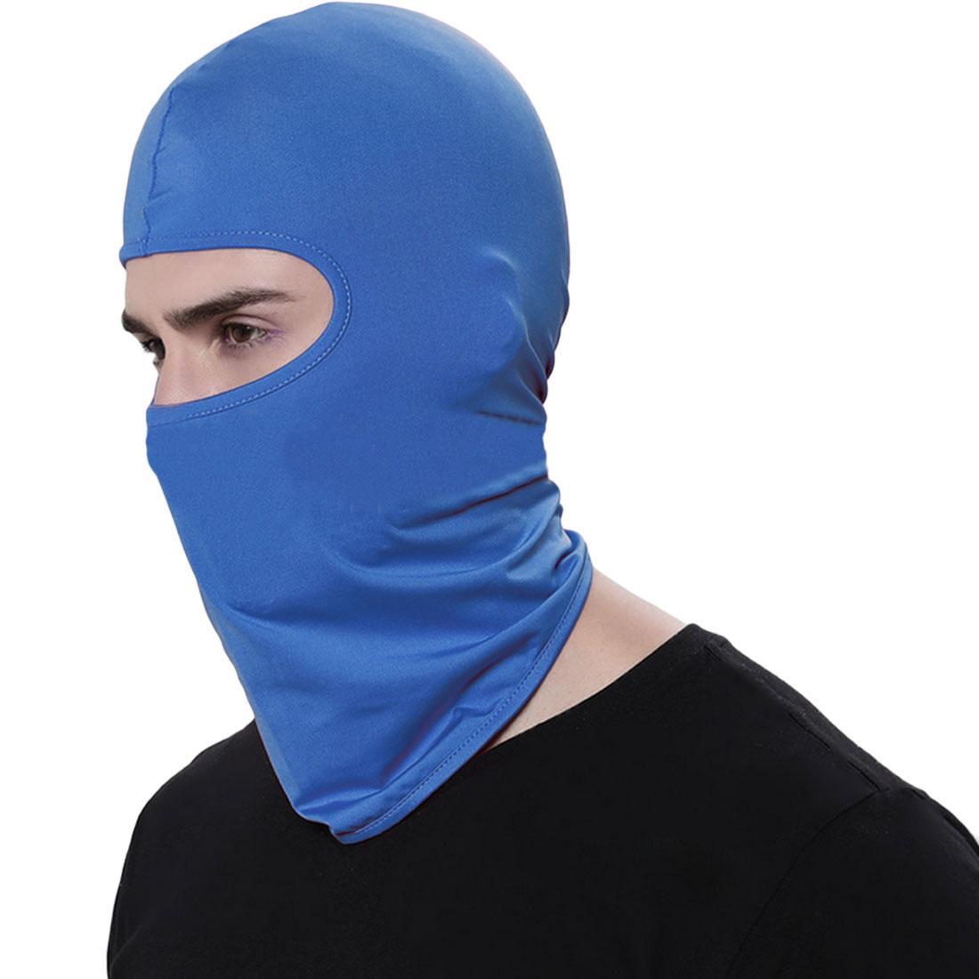 Klikoto Balaclava Masker Motor / Sepeda / Olah Raga Full Face / Sarung Kepala Helm Model