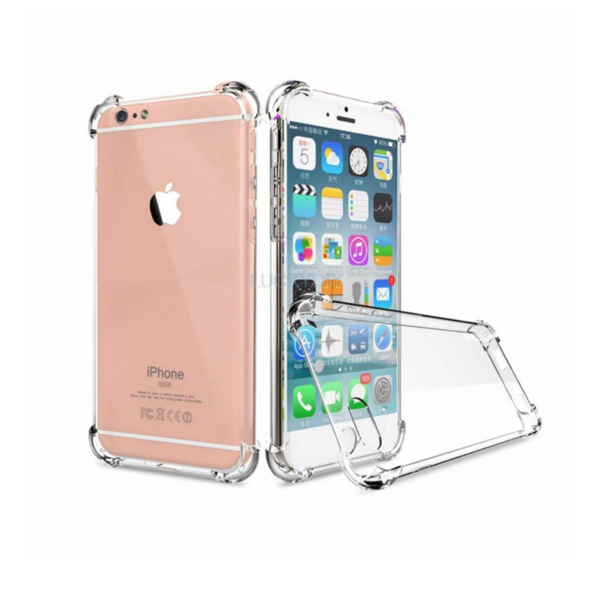 Murah Softcase Apple iPhone 6 Plus 6s Plus TPU Silicone Anti Crack Anti