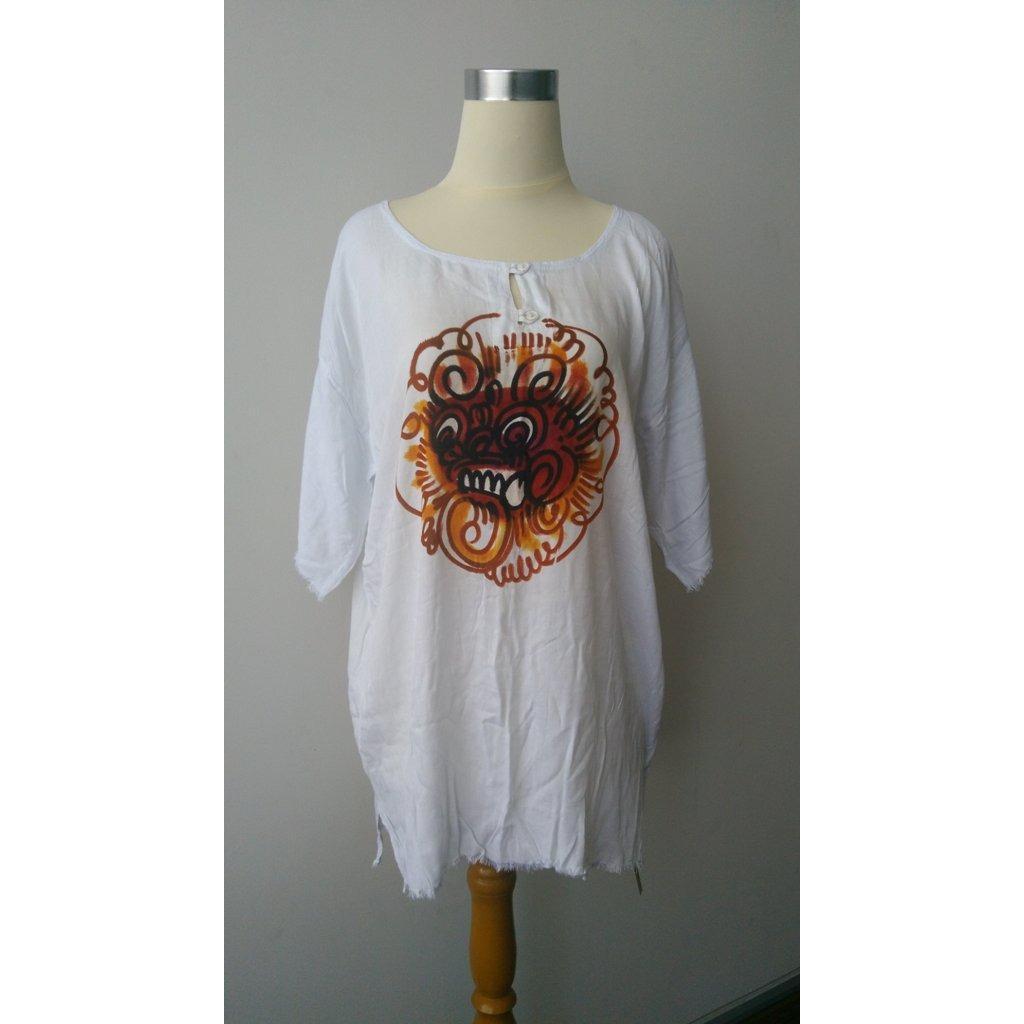 Baju Barong Lks XXL-XXXL Putih