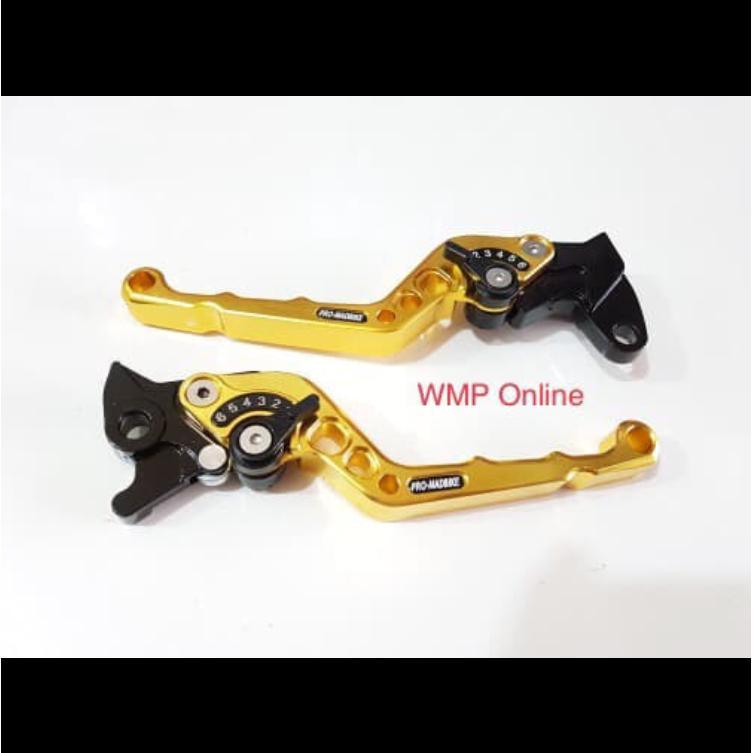 Handle Rem Stelan Jarum CNC RX King or Vixion