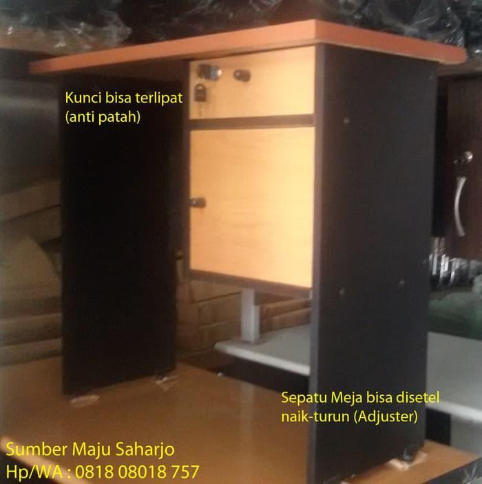 Promo Meja Kantor Meja Kerja Meja Kecil Komputer MURAH GROSIR KIOS Original