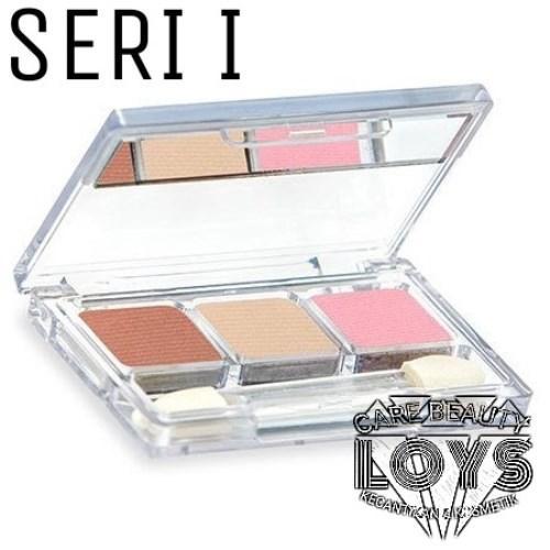 Wardah EyeShadow I - Eye Make Up Seri I